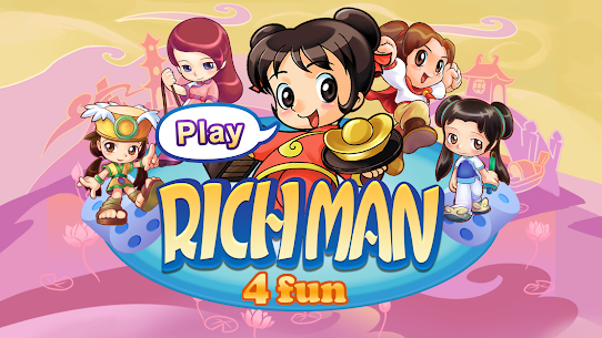 Richman 4 Fun Mod Apk 5.0 (Unlock All Maps and Characters) 5