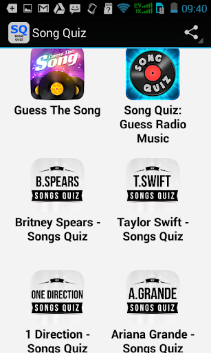 Top Song Quiz