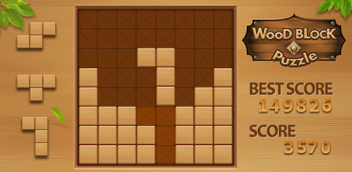 Wood block puzzle is a free and classic block puzzle game.
