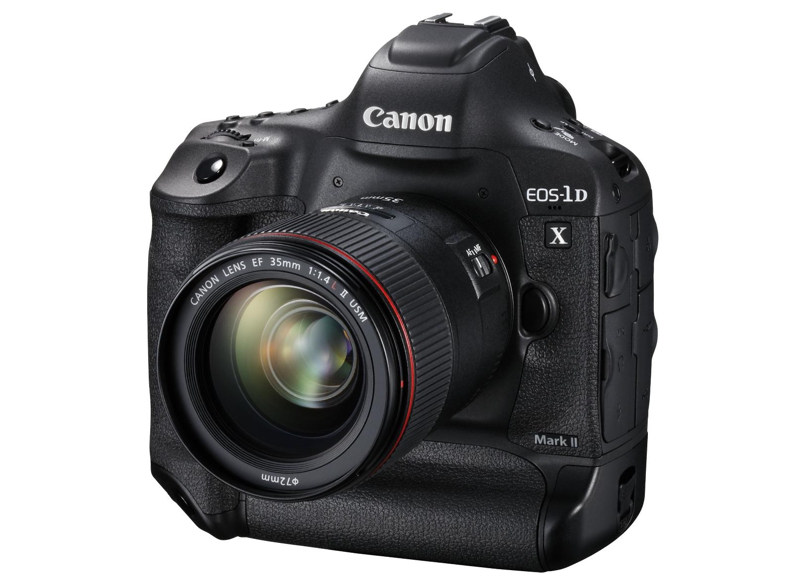 CANON EOS 1DX Mark II – отличное приобретение для профессионалов своего дела