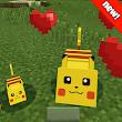 Pikachu mod for minecraft pe