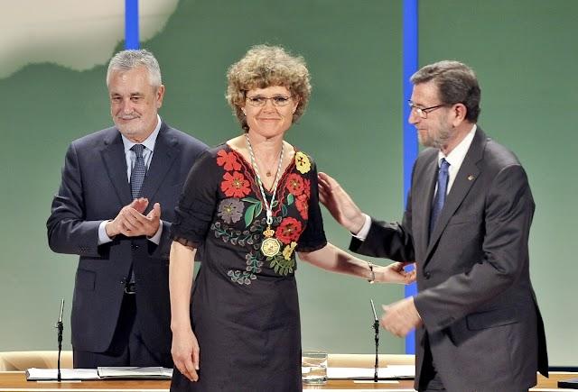 Lola Gómez Ferrón.
