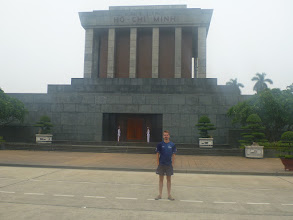 Photo: Ho Či Minovo mauzoleum