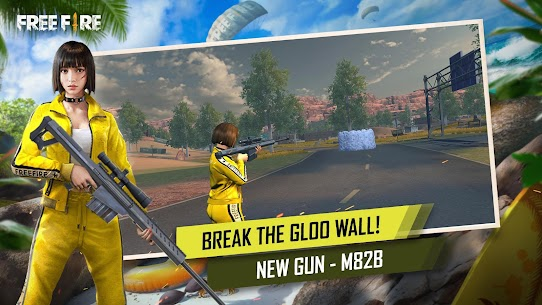 Garena Free Fire: Rampage MOD APK V1.52.0 (Shooting Range Increased, Aim Assist, No Recoil) 2