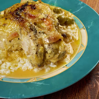 African Baked Chicken Recipes
