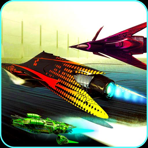 Moto air racing fighter : Air Racing