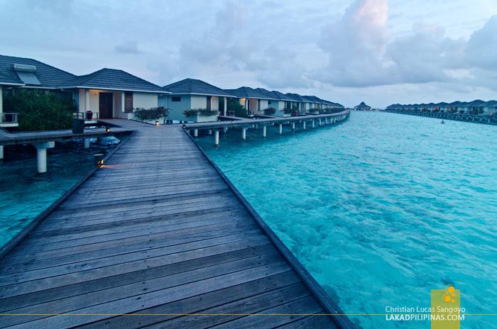 Sun Island Resort Maldives Over Water Bungalows