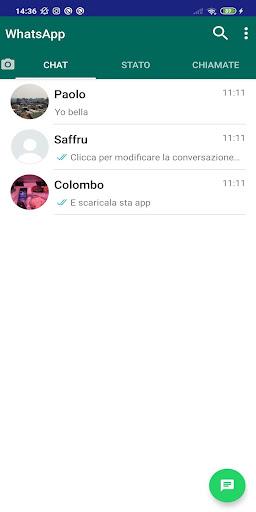 Fake Chat ss2