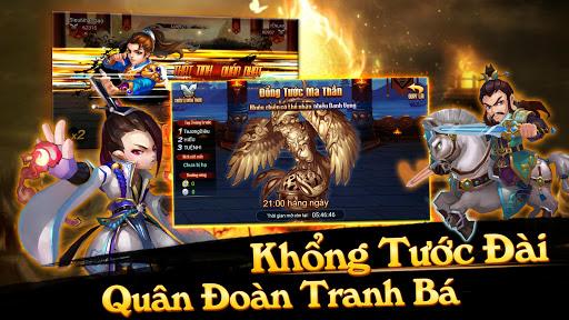 3Q Tiu1ebfu Ngu1ea1o: Danh Tu01b0u1edbng Tam Quoc  captures d'u00e9cran 2