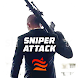 Sniper Attack–FPS Mission Shooting Games 2019