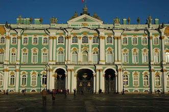 Photo: Hermitage - St.Petersburg, Russia