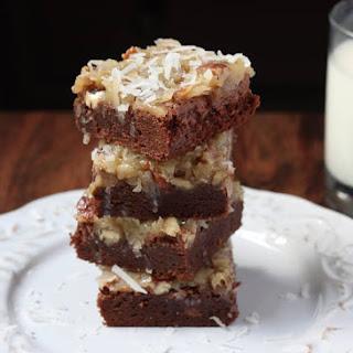 Coconut Pecan Brownies