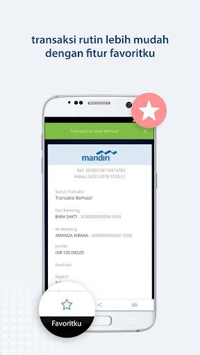 mandiri online  screenshots 5