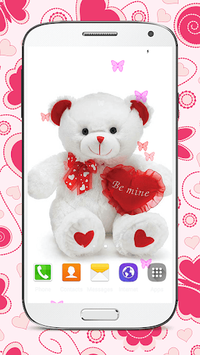 Sweet Teddy Bear Wallpaper Apk Download Apkpure Co