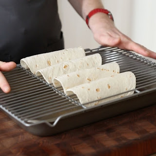 How to Make No-Fry Taco Shells | Food & Wine.
