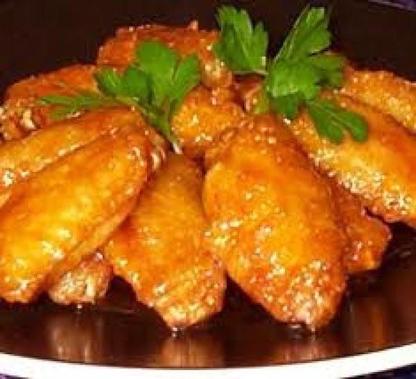 Sweet Maple Wings Recipe