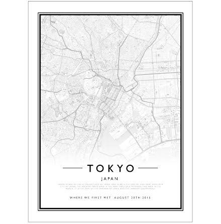 CITY MAP - TOKYO