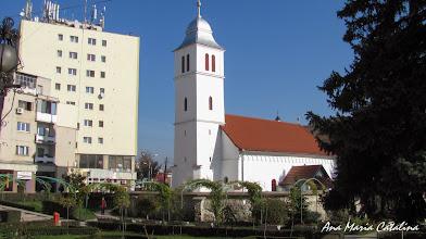 Photo: Piata Mihai Viteazu, Nr. 1 - Biserica Reformata Calvina - (2013.10.24)