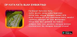 Download Kata Kata Bijak Embun Pagi Apk Latest Version App By Kata Kata Top Rating For Android Devices
