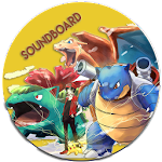 Soundboard for Pokemon Icon