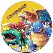 Soundboard for Pokemon