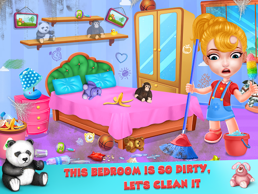 Keep Your House Clean - Girls Home Cleanup Game 1.2.4 screenshots 9