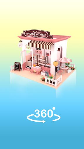 Art House 3D - Interior Design puzzle screenshots 3
