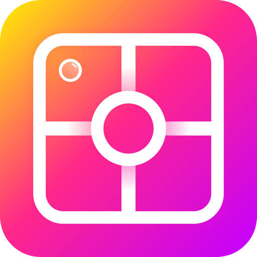 Magic Collage Maker- Photo Grid, Photo Editor Icon