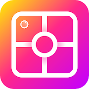 Magic Collage Maker- Photo Grid, Photo Editor