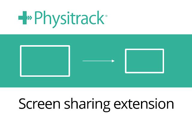 Physitrack Screen Sharing