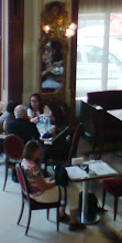 Photo: Penne arrabiata -aterian laskua odottamassa
