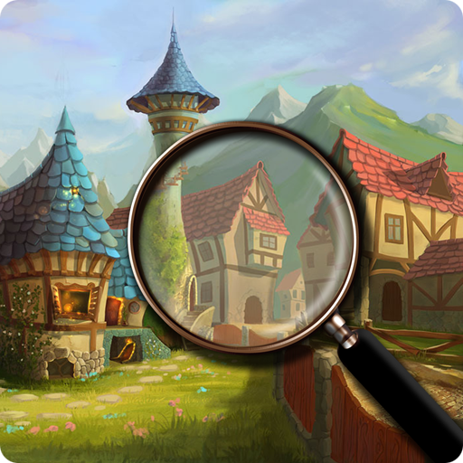 Lost Village Hidden Objects (game)