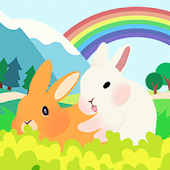 Rabbit Planet:Love of Rabbits