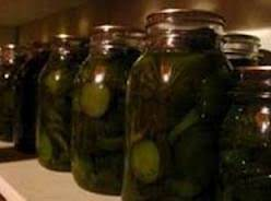 CRUNCHY LIME PICKLES