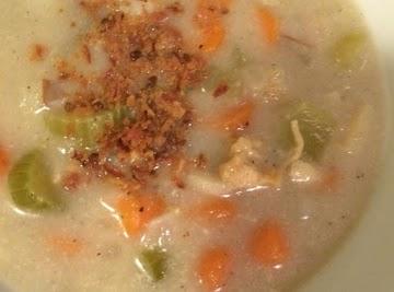 Paleo New England Clam Chowder Recipe