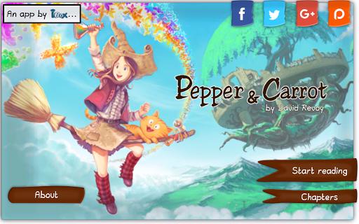 Pepper & Carrot Screenshot