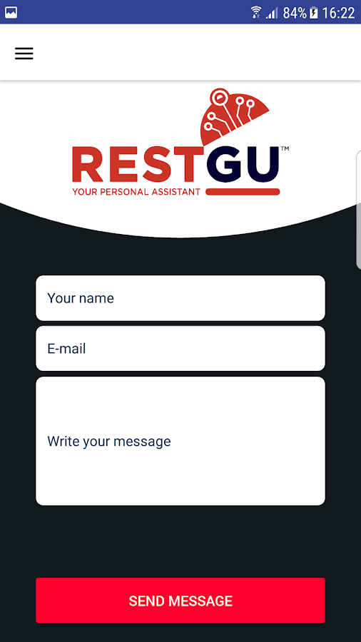 RESTGU (Online Restaurant Training)- screenshot