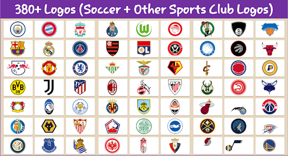 Soccer Clubs Logo Quiz: Guess the Soccer Teams 0.4 APK + Mod (Free purchase) for Android