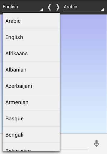 Dictionary all languages voice