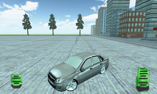 Car Simulator Grando
