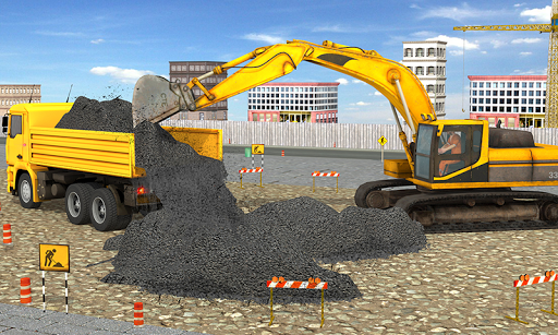 Excavator Simulator - Construction Road Builder 1.0.1 screenshots 5