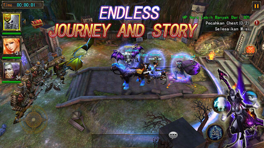 The Exorcists: 3D Action RPG v1.0.3 (Fixed Mod)