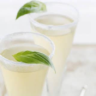 Basil-ica Cocktail.