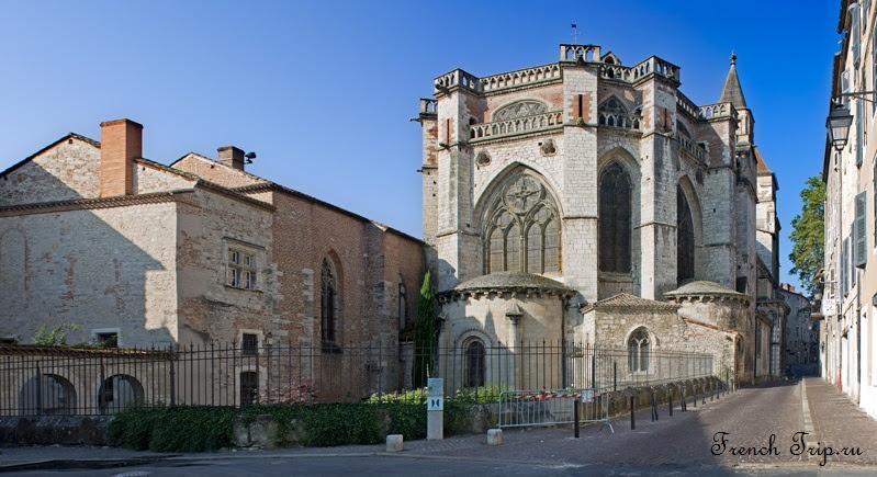 Cathédrale de Cahors (Кафедральный собор Каора)