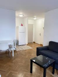 Appartement meublé 2 pièces 32,6 m2