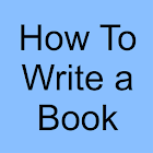 How To Write a Book icon