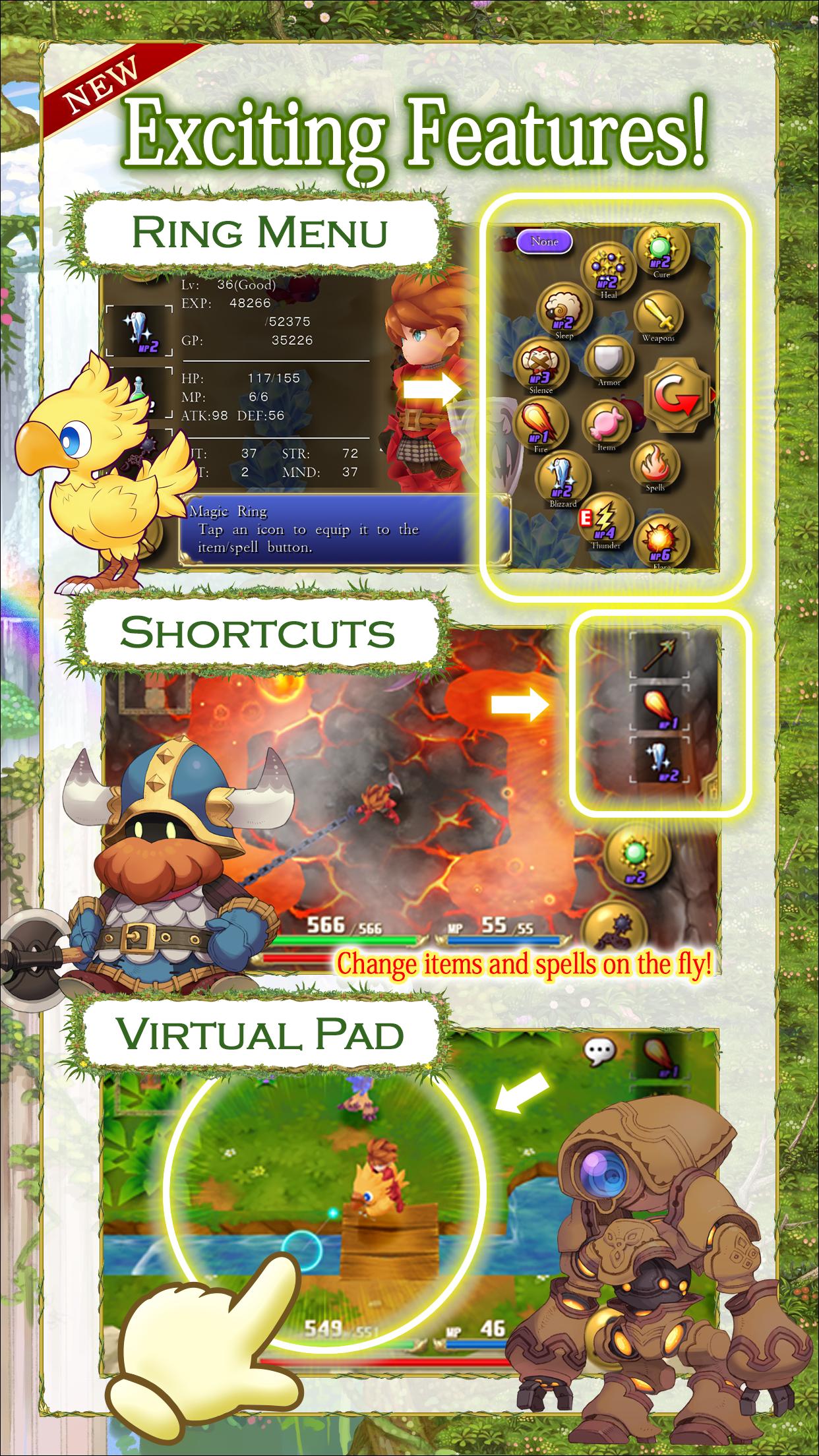 Adventures of Mana screenshot #10