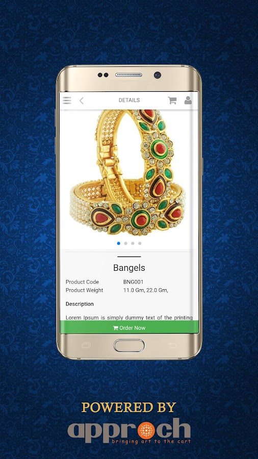 RB Jewellers- screenshot