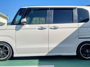 Nボックスカスタム JF3 Custom G・Lターボ Honda SENSINGのカスタム事例画像 かつみんさんの2020年11月15日22:06の投稿