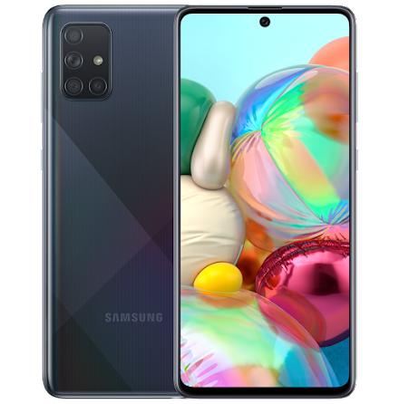 Samsung Galaxy A71 A715 Black